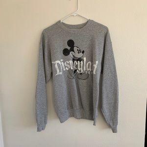 Disneyland merchandise sweatshirt